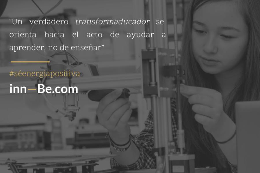 Transformaducadores: la fuerza centrífuga de la educación (II)